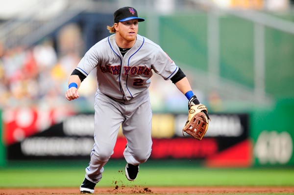 New York Mets third baseman Justin Turner