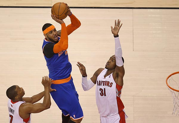 The New York Knicks' Future with Carmelo Anthony