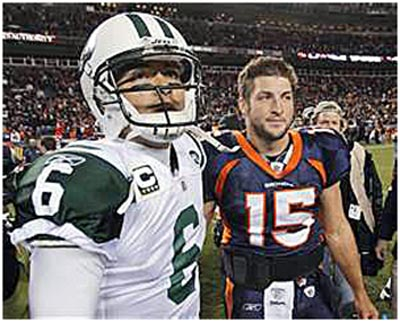 The New York Jets and Tim Tebow